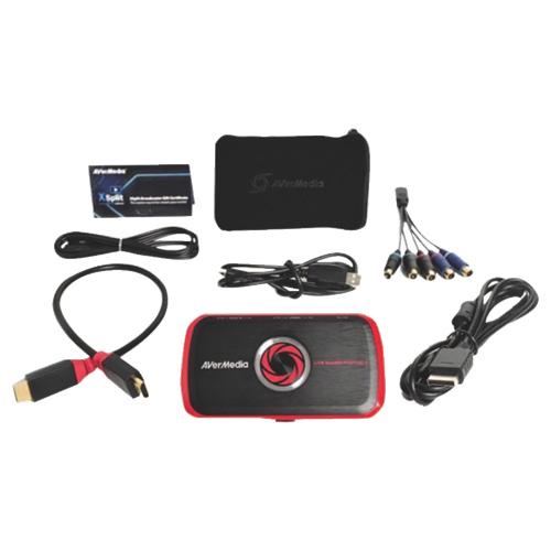 AVerMedia C875 Live Gamer Portable USB 2.0 Game Capture ...