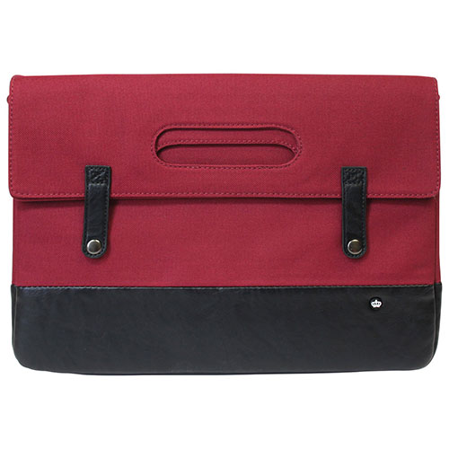 "PKG Grab Bag 15"" Macbook Pro Laptop Sleeve (GB115-BLBUR) - Red"