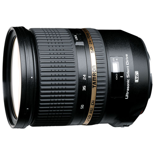 Tamron AF 24-70mm F/2.8 Telephoto Zoom Lens for Canon (A007E)