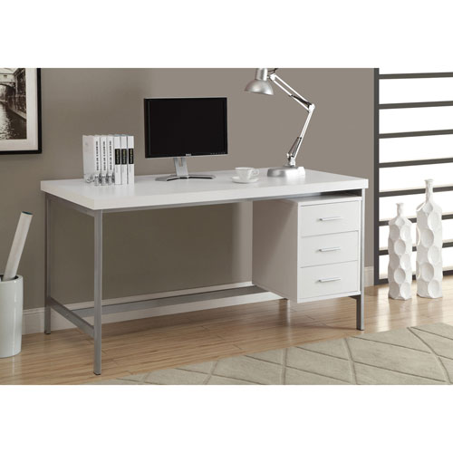 cool remarkable ideas decorating with in computer desk white new home