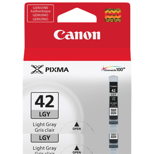 Canon Light Grey Ink (CLI-42 LGY)