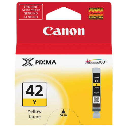 Canon Yellow Ink (CLI-42 Y)