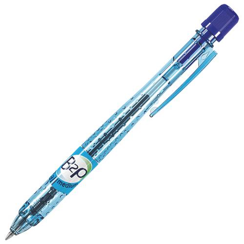 Stylo à bille de 0,7 mm BeGreen B2P de Pilot (PILBGBLB2PMBE) - Bleu