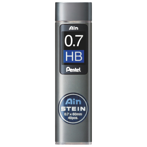 Pentel .70mm Mechanical Pencil Lead Refill (PENC277-HB) - 40-Pieces