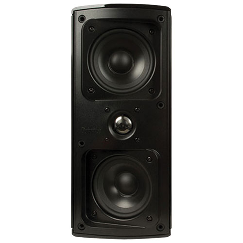 Definitive Technology Mythos Gem XL Bookshelf Speaker - Black - Single