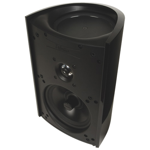 definitive technology speakers. definitive technology promonitor 1000 200-watt bookshelf speaker - gloss black single speakers