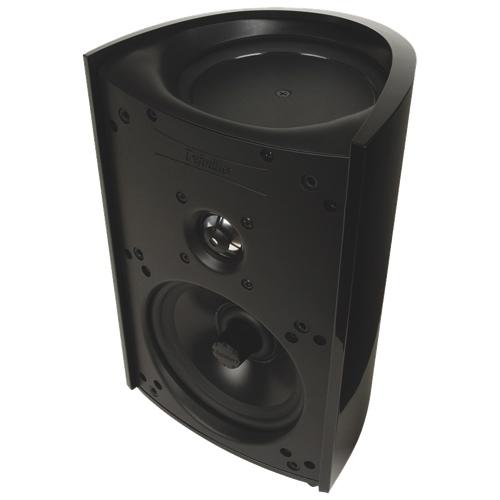 Definitive Technology ProMonitor 1000 200-Watt Bookshelf Speaker - Gloss Black - Single