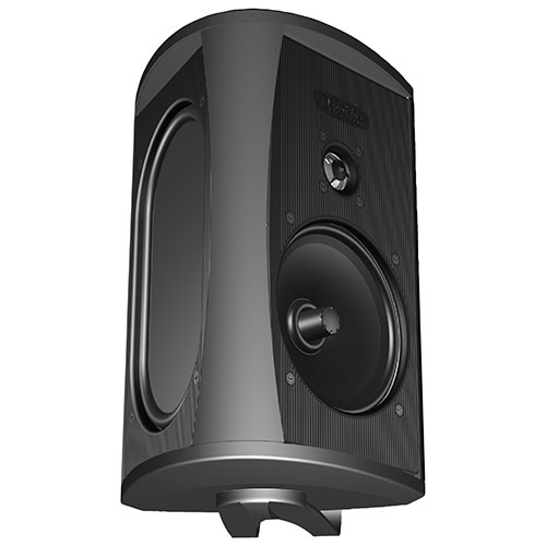 Definitive Technology Superior Performance All-Weather Speaker (DT-AW5500BLK) - Black - Single