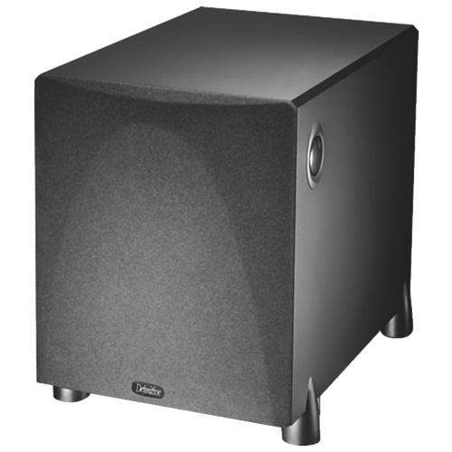 Haut-parleur d'extrêmes graves de 10 po et 300 watts ProSub 1000 de Definitive Technology - Noir