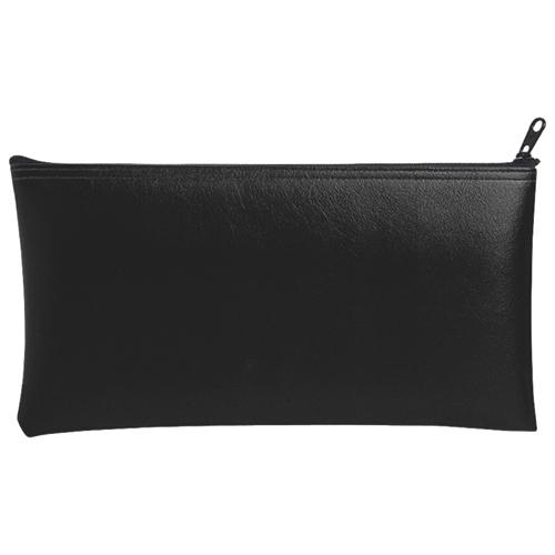 "MMF 11"" x 6"" Zipper Top Wallet Bag (MMF2340416W04) - Black"