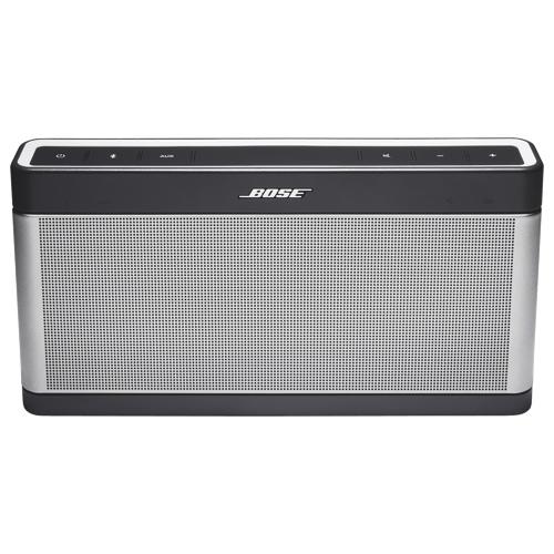 bose portable bluetooth speaker. bose soundlink iii bluetooth wireless speaker : portable speakers - best buy canada j