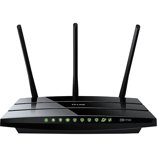 TP-LINK AC1750 Wireless Dual-Band Gigabit Router (Archer C7)