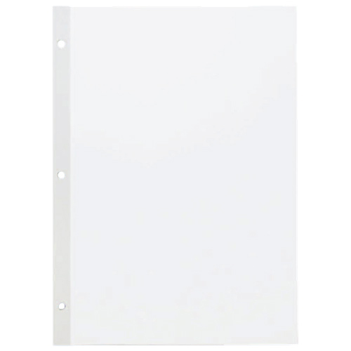 "Sparco 100-Sheet 8.5"" x 11"" Unruled Paper (SPRWB213)"