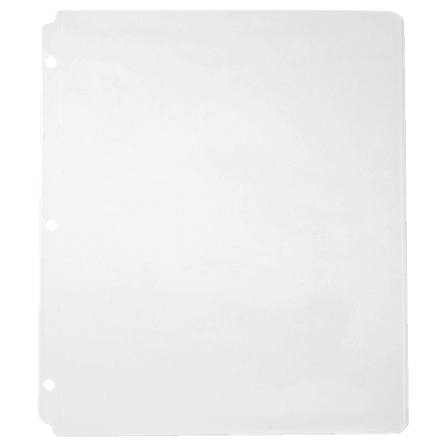 Sparco Heavy Duty Letter Size Sheet Protector (SPR73907) - 50 Pack