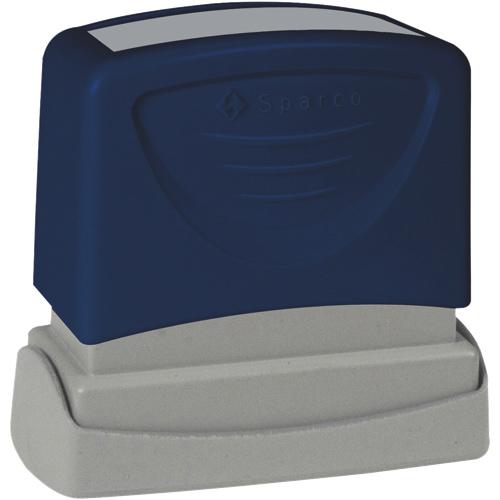 Sparco Blue-Ink COPY Stamp (SPR60013)