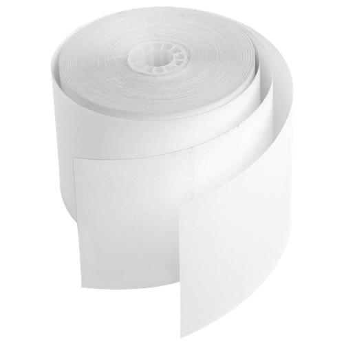 Rouleau de papier autocopiant 2,25 po x 90 pi de Sparco (SPR51202) - Paquet de 12 - Blanc
