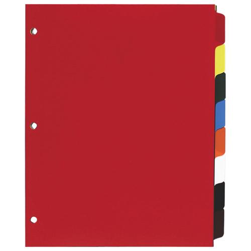 Sparco Ring Binder Index Cards (SPR01810) - 8 Pack