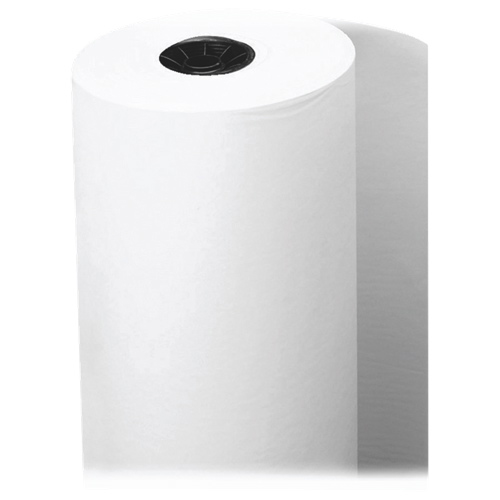 """Sparco 1000' x 36"""" Art Paper Roll (SPR01688) - White"""