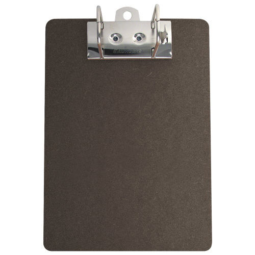 "Sparco 9"" x 13"" Lever Arch Clipboard (SPR01382) - Brown"