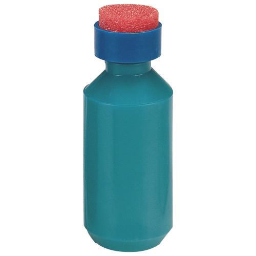 Sparco 2 oz. Squeeze Moistener Bottle (SPR01487) - Aqua