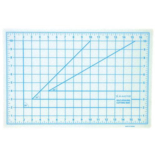 """Elmer's 36"""" x 24"""" Self-Healing Cutting Mat (EPIX7767) - Blue"""