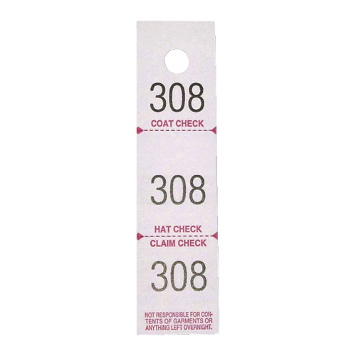 """Sparco 1"""" x 1"""" Name Label & Tags (SPR99300) - White"""