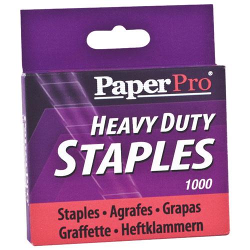 PaperPro Premium Heavy Duty Staples (ACI1913) - 1000 Pack
