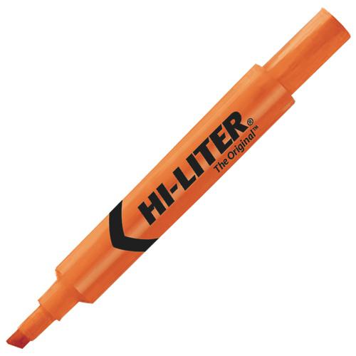 Avery Hi-Liter Chisel Point Highlighter (AVEC83506) - Orange