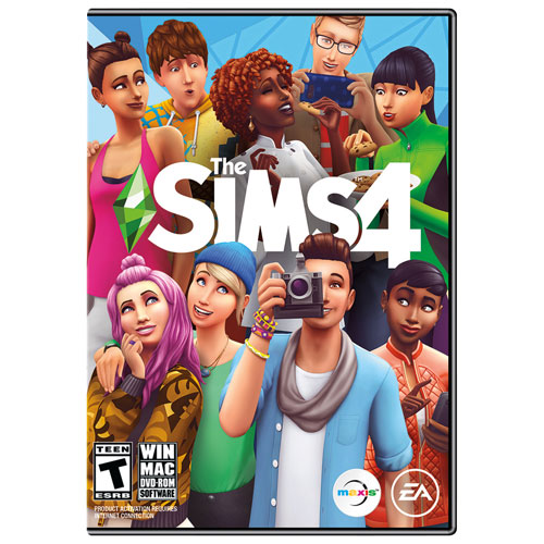 The Sims 4 Limited Edition (PC) - French