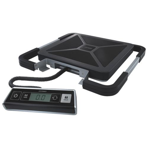 Pèse-colis numérique USB S250 de Dymo (DYM1776112) - Noir