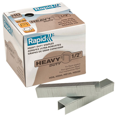 Esselte Rapid Heavy-Duty Staples (ESS90205) - 5000 Pack