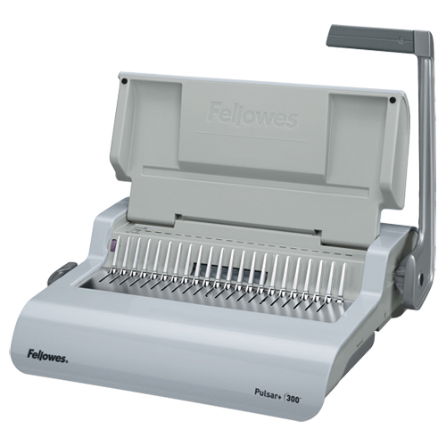 Fellowes Comb Binding Machine (FEL5006901) - Grey