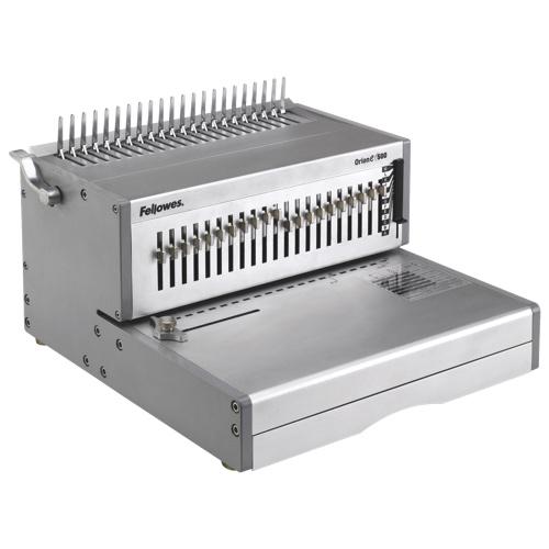 Fellowes Orion E 500 Electric Comb Binding Machine(FEL5643201) - Grey