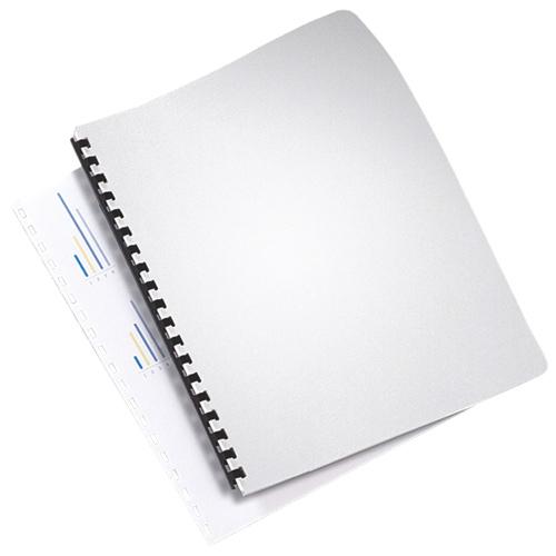 GBC Presentation Cover (GBC23324) - 100 Pack - White