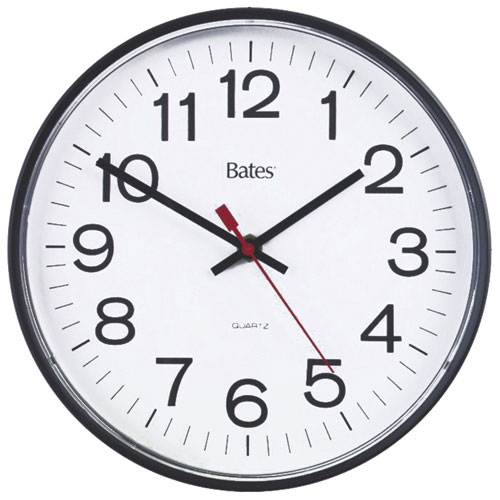 GBC Commercial Quartz Wall Clock (GBC9847014)