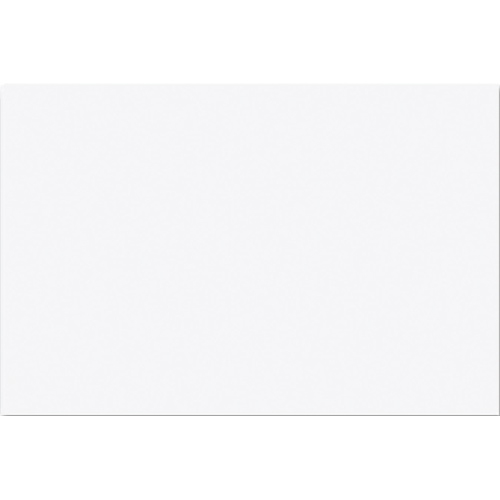 "Nature Saver 12"" x 18"" Recycled Construction Paper (NAT22326) - 50 Pack - White"
