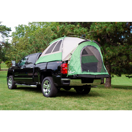 Napier Backroadz 68 -70  Full Size Crew Cab 2-Person Truck Tent - Green - Online Only  sc 1 st  Best Buy Canada & Napier Backroadz 68