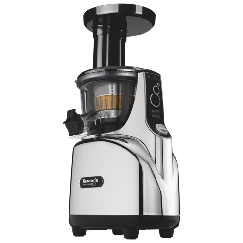 Kuvings Slow Juicer Ginger : Kuvings Silent Slow Juicer - Silver : Juicers - Best Buy Canada