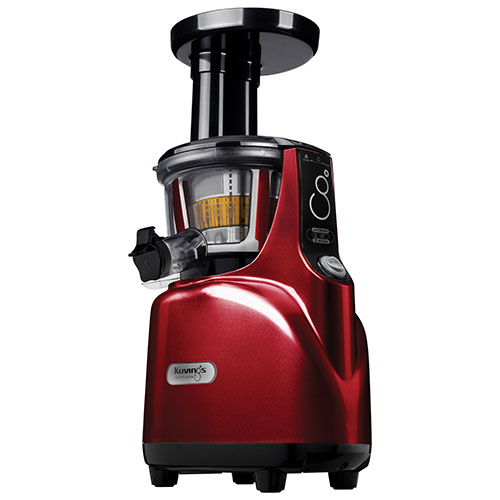 Kuvings Silent Slow Juicer - Red