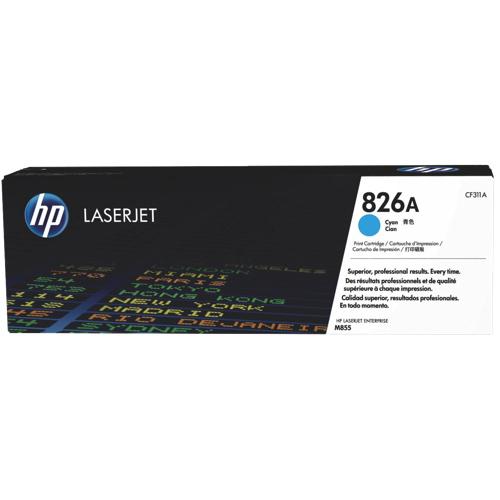 HP LaserJet 826A Cyan Toner (CF311A)