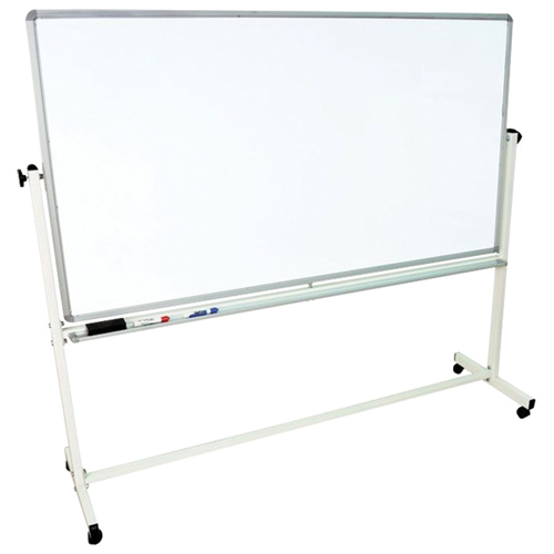 """Luxor 72"""" x 40"""" Double Sided Magnetic White Board (MB7240WW-1PK)"""