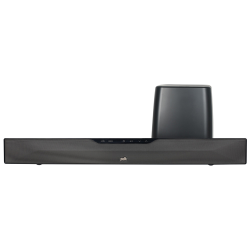 Polk Audio 6500BT 280-Watt 5.1-Channel Bluetooth Sound Bar With Subwoofer