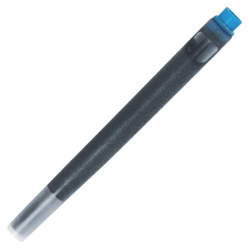 Recharges pour stylo-plume Parker (PAR3016041PP) - Paquet de 5 - Bleu