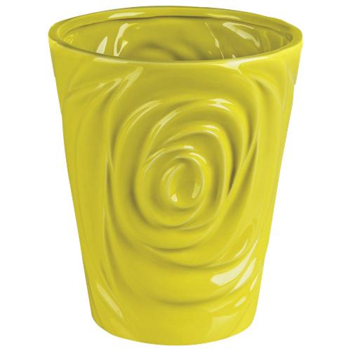 Brilliant Rose Ceramic Planter (2513.060.18) - Dandelion