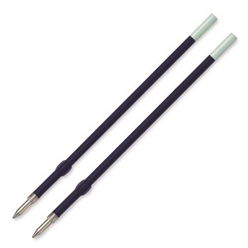 Pilot Dr. Grip Medium Ballpoint Pen Refill (PIL001046) - 2 Pack - Blue