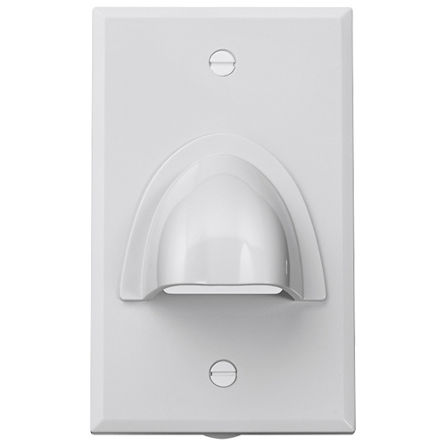 Insignia Cable Pass-Through Wall Plate (NS-HZ311-C)