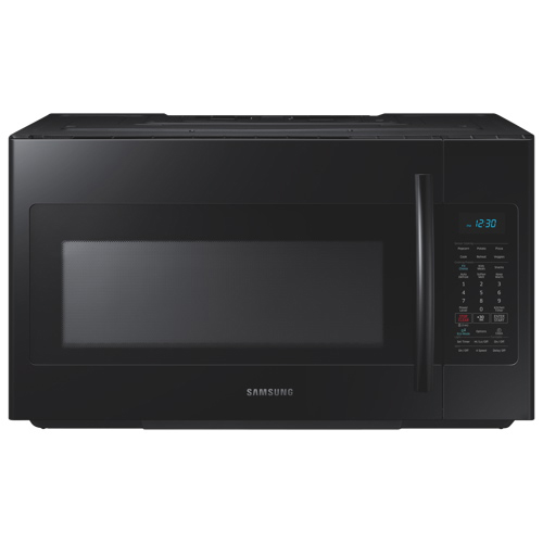 Samsung Over-The-Range Microwave - 1.8 Cu. Ft. - Black