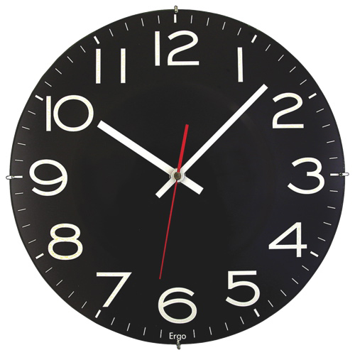 Artistic Products Rimless Wall Clock (AOP300BS)