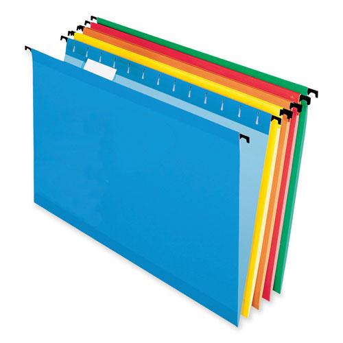 Pendaflex Surehook Reinforced Hanging Folder (ESS6152CAS) - Letter - 20 Pieces