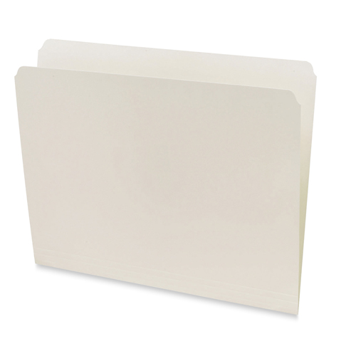 Oxford Interior Top Tab File Folder (ESS41711S-IVY) - Letter - Ivory